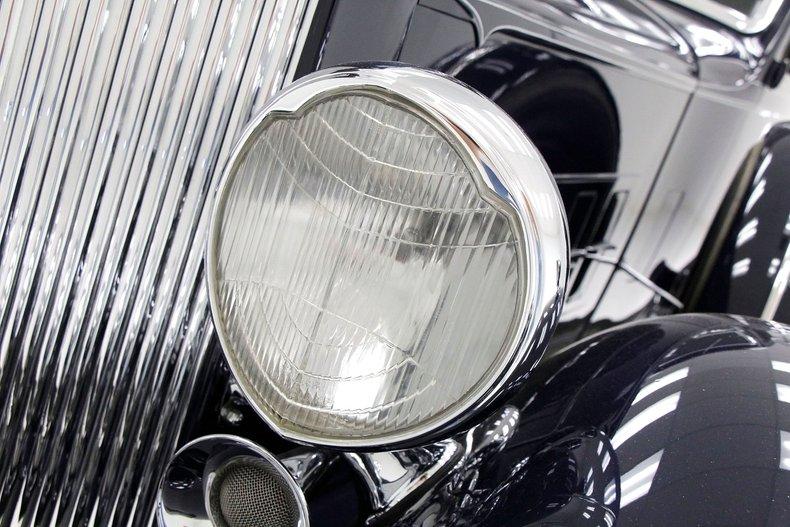 1934 Packard Twelve 11