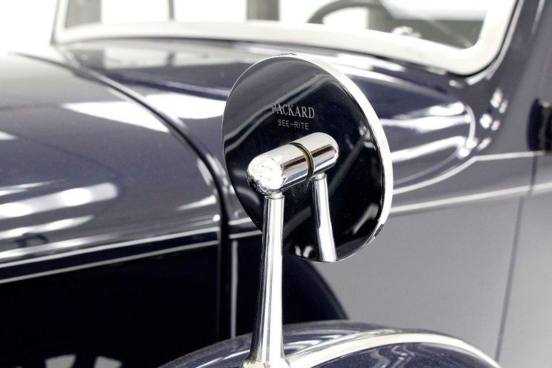 1934 Packard Twelve 13