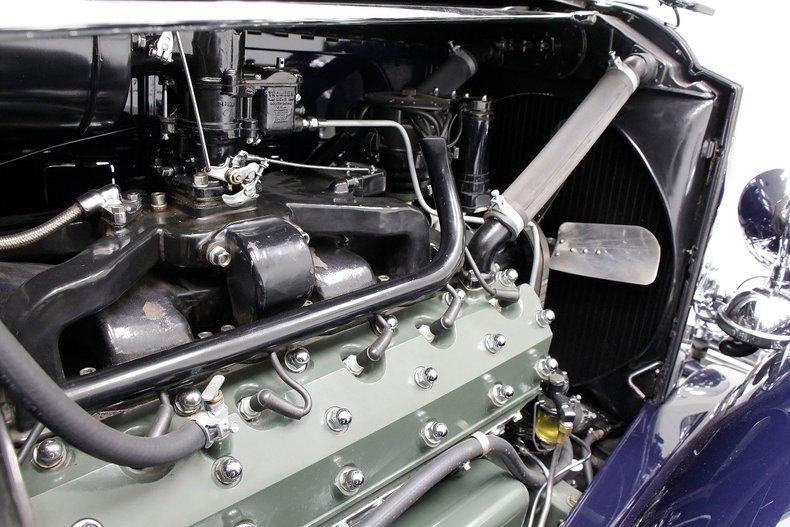 1934 Packard Twelve 24