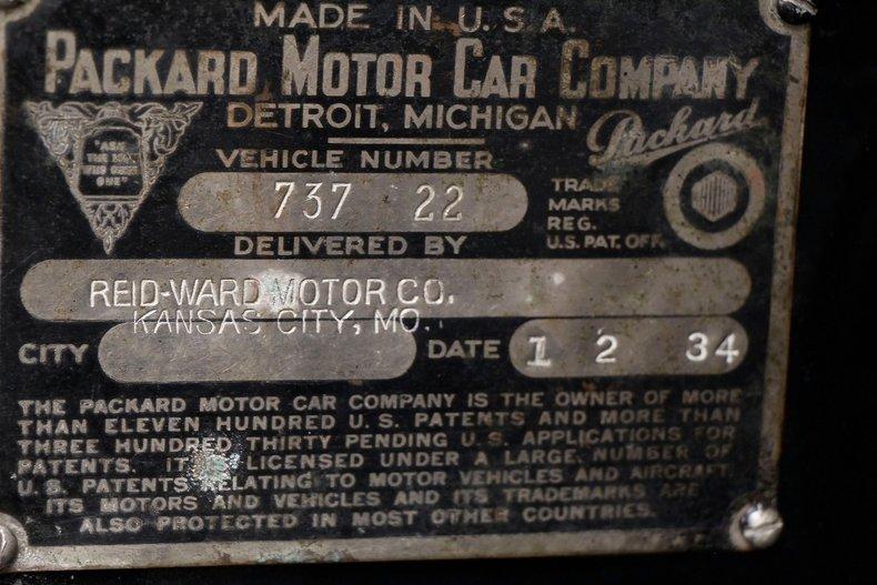 1934 Packard Twelve 59