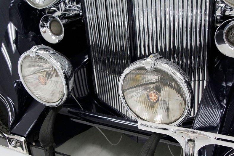 1934 Packard Twelve 40