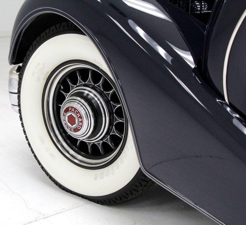 1934 Packard Twelve 8