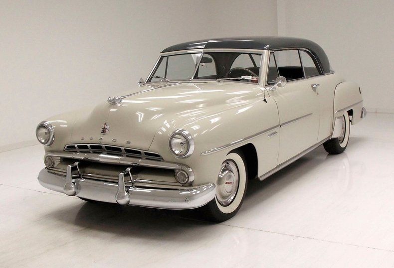 1952 Dodge Coronet For Sale