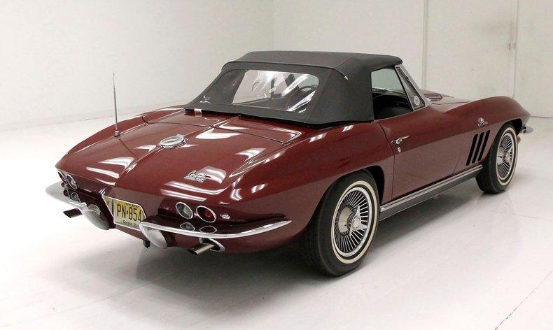 1966 Chevrolet Corvette 8