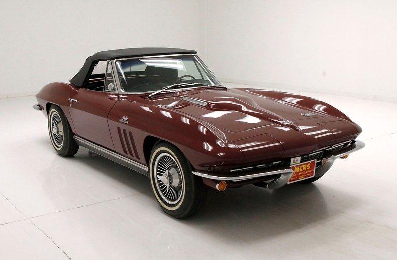 1966 Chevrolet Corvette 9