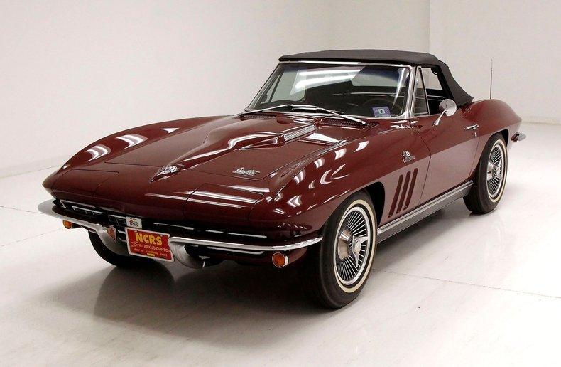 1966 Chevrolet Corvette 1