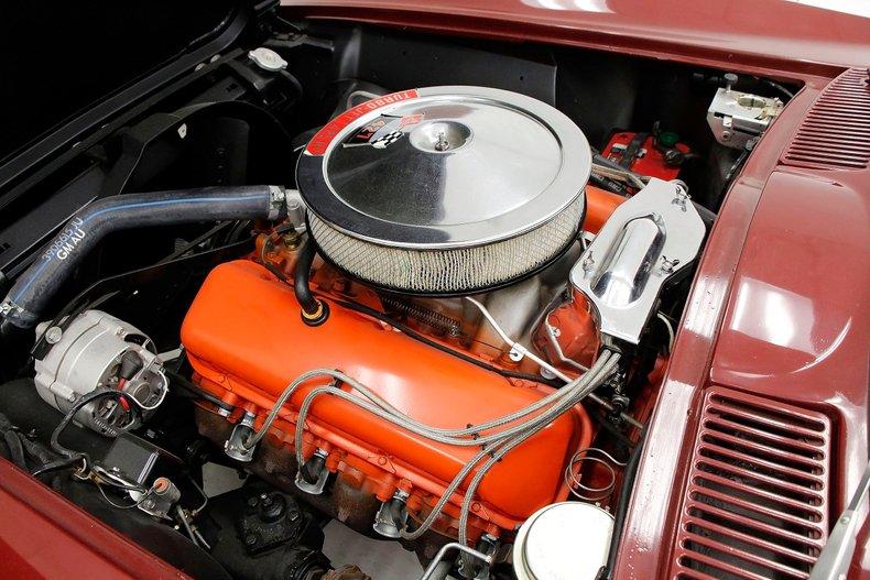 1966 Chevrolet Corvette 17
