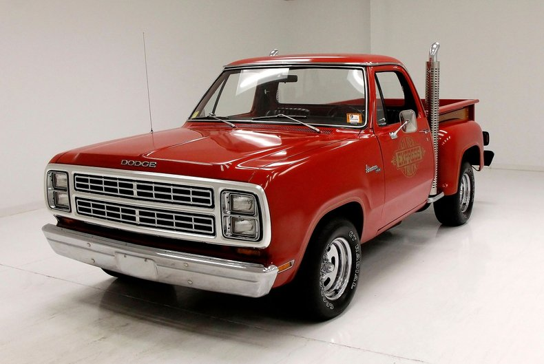 1979 Dodge Lil' Red Express For Sale