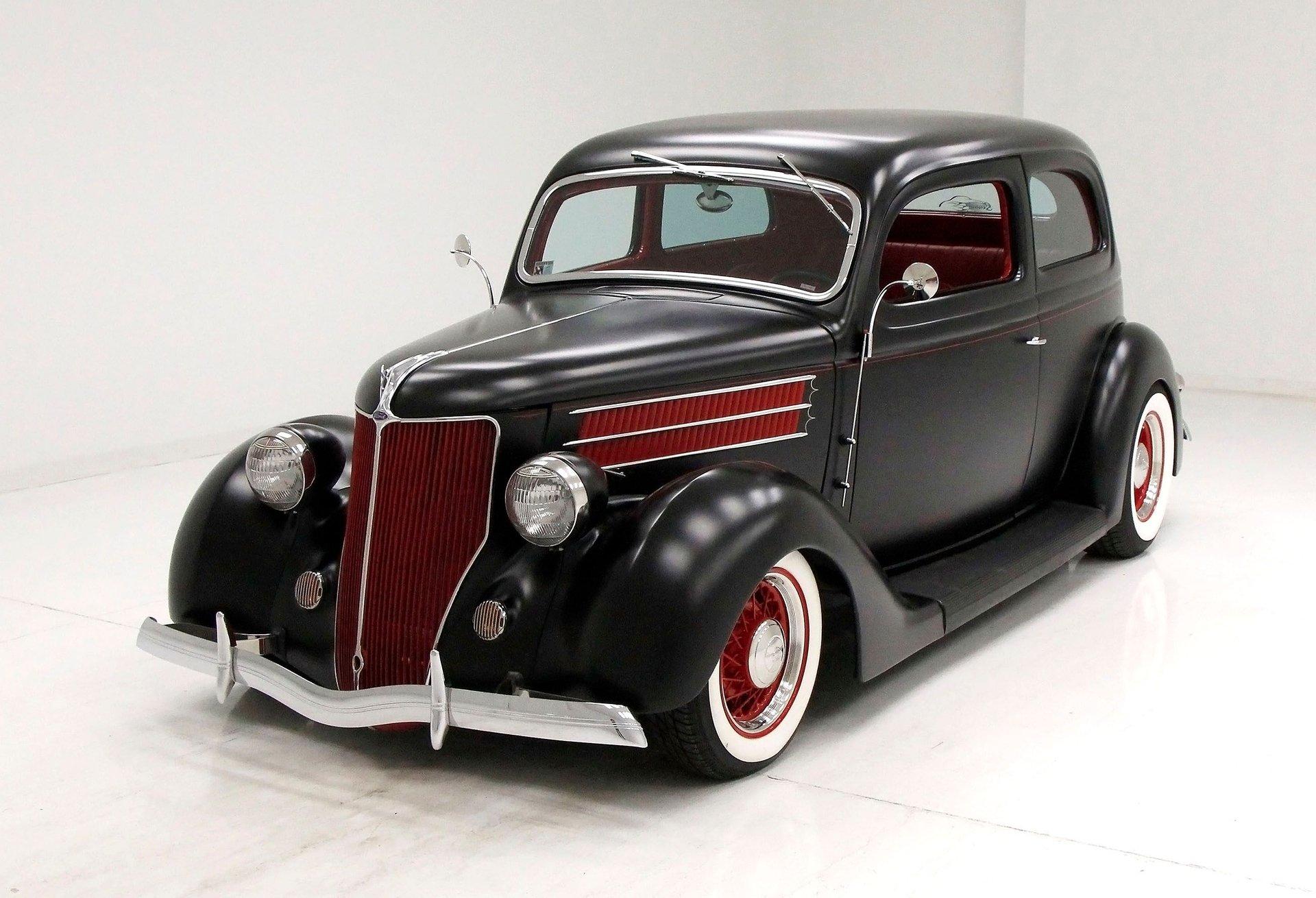 1936 Ford Slantback