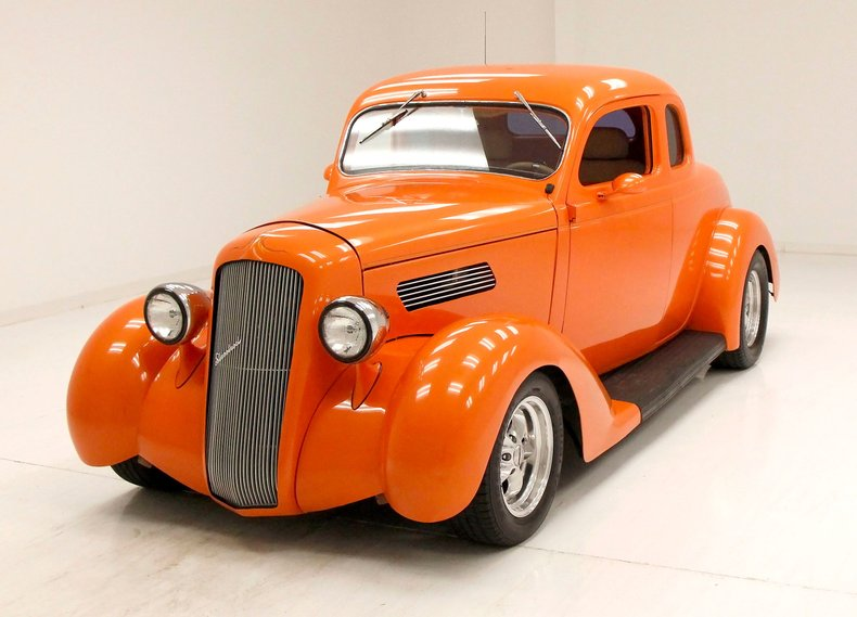 1935 Plymouth PJ For Sale
