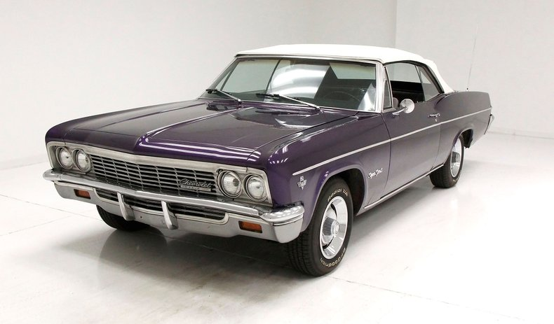 1966 Chevrolet Impala For Sale