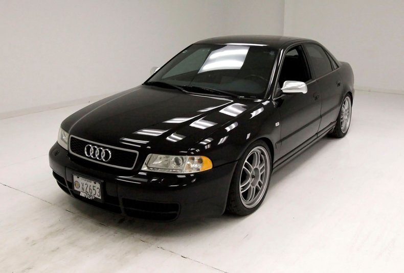 2001 Audi S4 For Sale