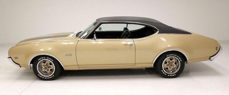 1969 Oldsmobile 442 2