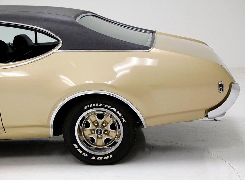 1969 Oldsmobile 442 13