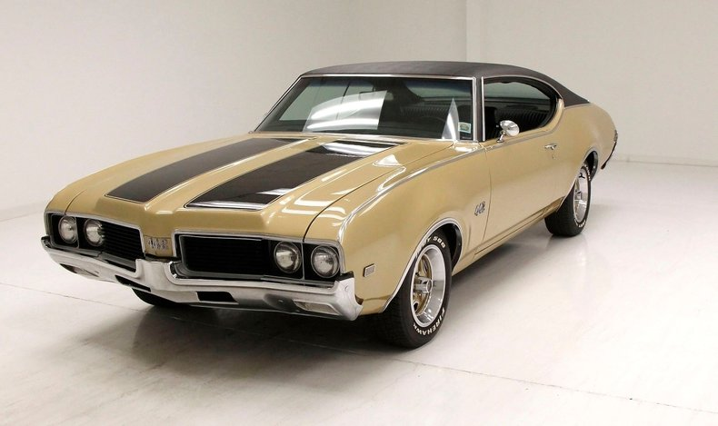 1969 oldsmobile 442 coupe