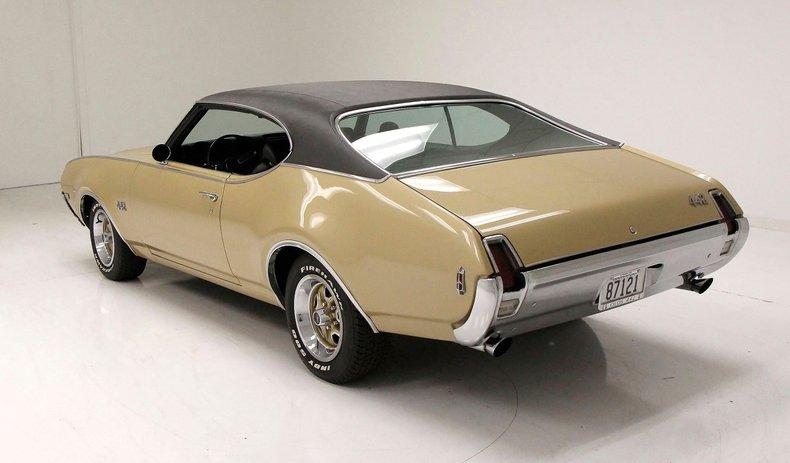 1969 Oldsmobile 442 3