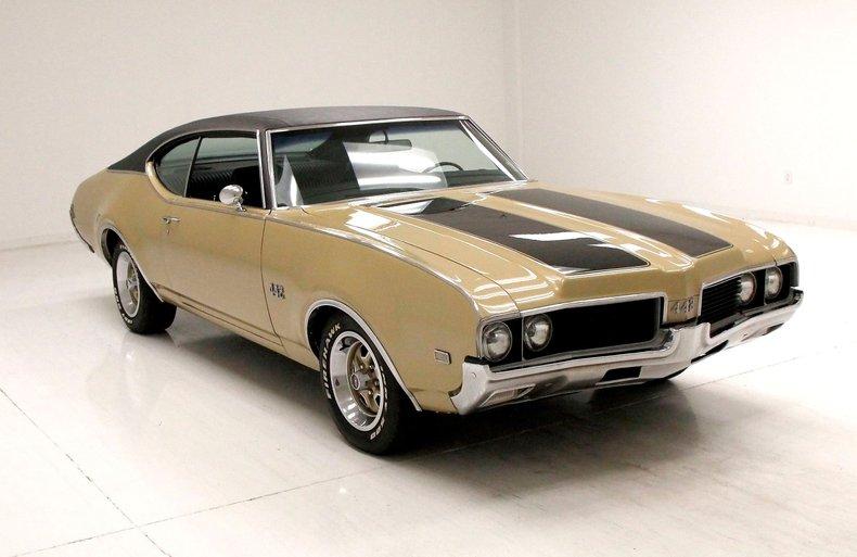 1969 Oldsmobile 442 7