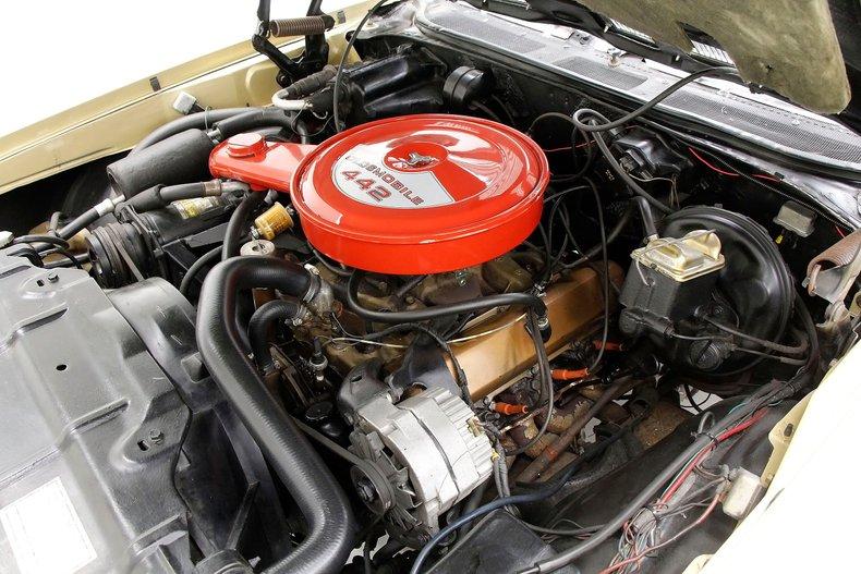 1969 Oldsmobile 442 16