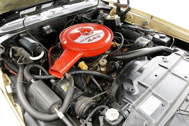 1969 Oldsmobile 442 17