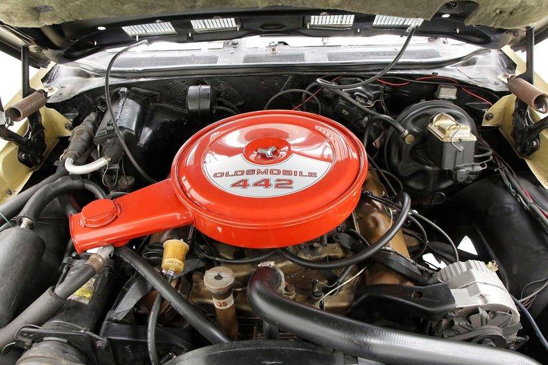 1969 Oldsmobile 442 18