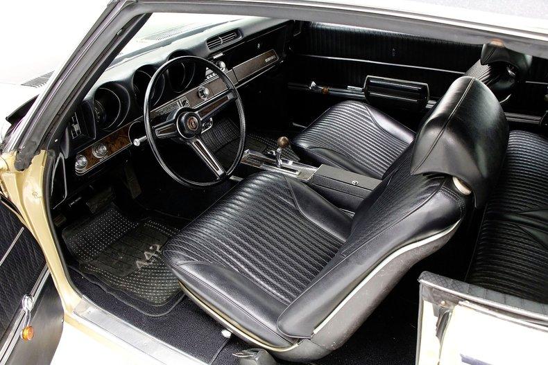 1969 Oldsmobile 442 20