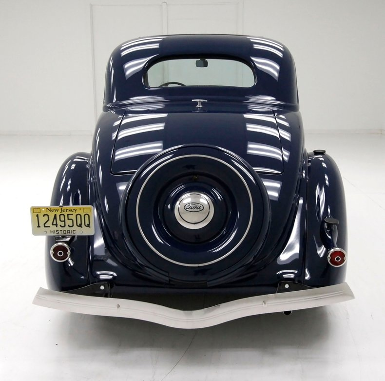 1936 Ford 5 Window Coupe 4