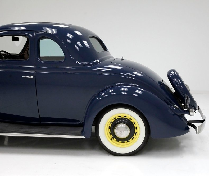 1936 Ford 5 Window Coupe 14
