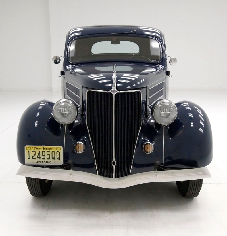 1936 Ford 5 Window Coupe 7