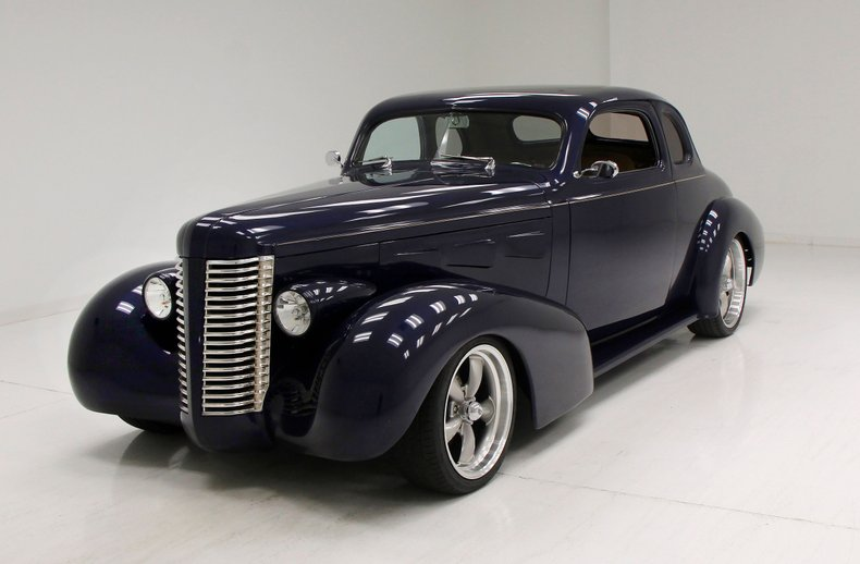 1938 Buick Coupe For Sale