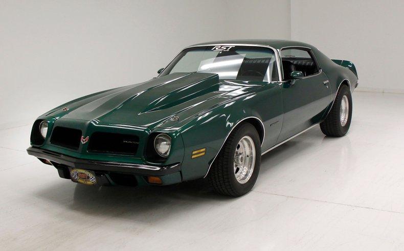 1974 Pontiac Firebird For Sale
