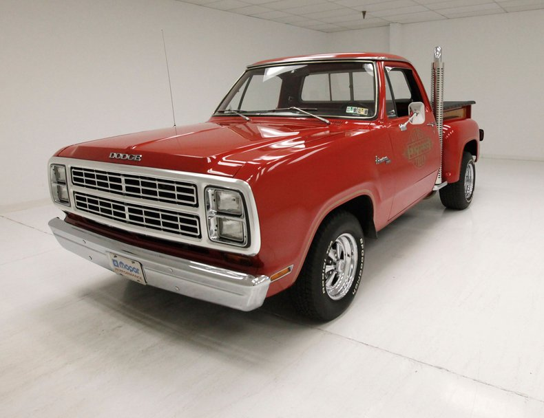 1979 Dodge Lil' Red Express 1