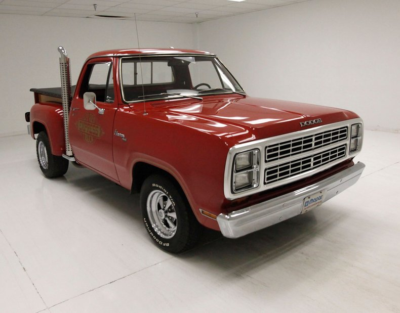 1979 Dodge Lil' Red Express 7