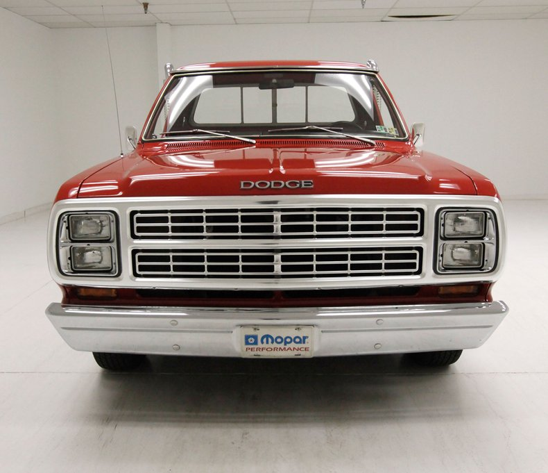 1979 Dodge Lil' Red Express 8