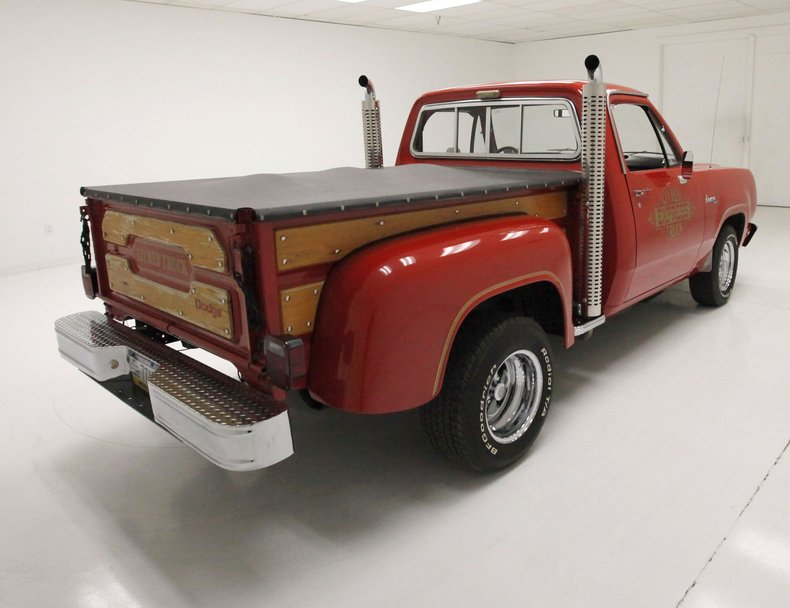 1979 Dodge Lil' Red Express 6