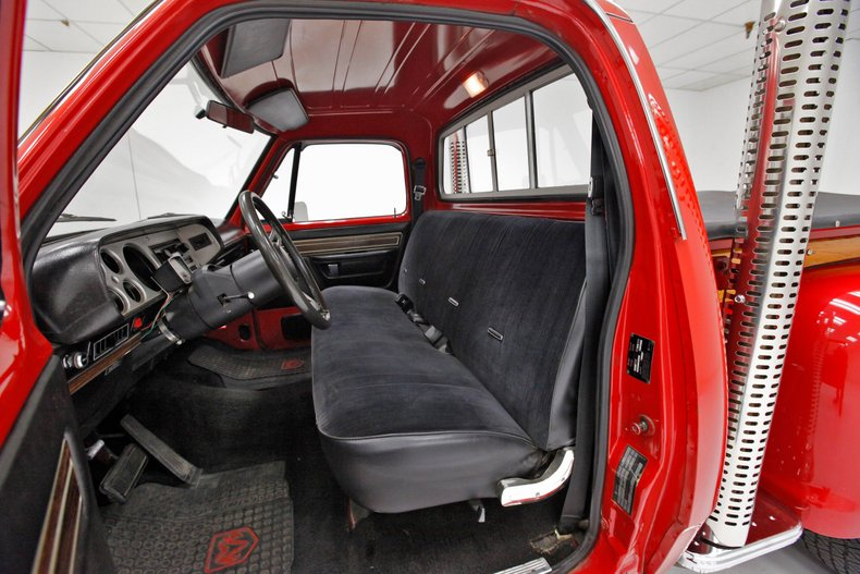 1979 Dodge Lil' Red Express 21