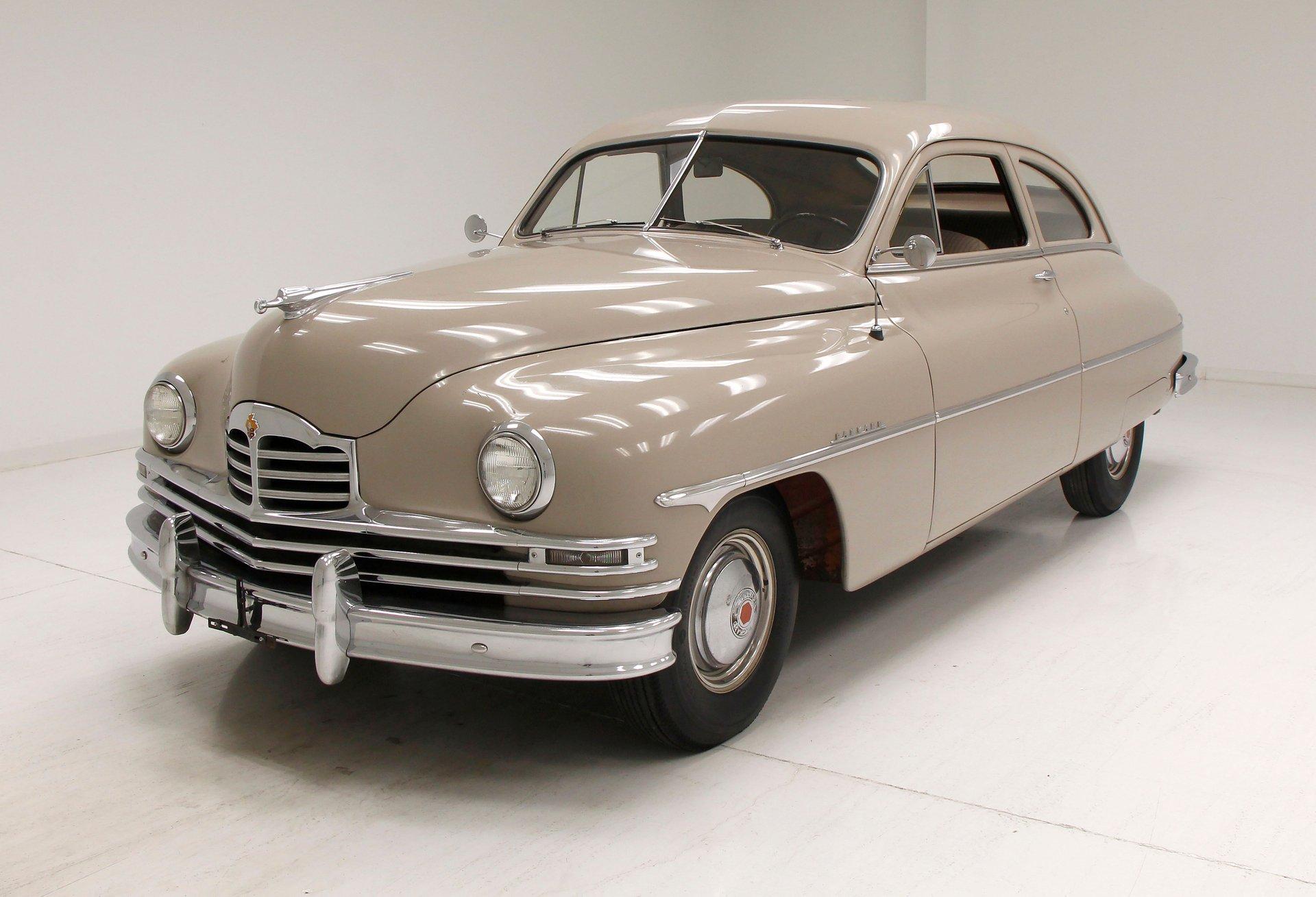 1949 Packard 23 Series Club Sedan