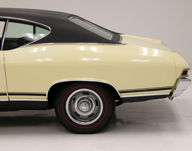 1968 Chevrolet Chevelle SS 18