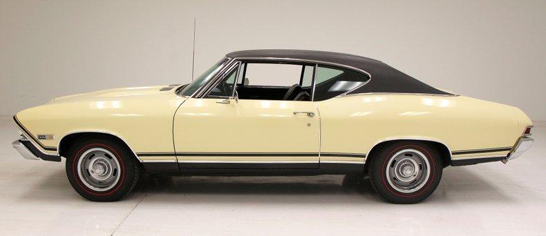 1968 Chevrolet Chevelle SS 2