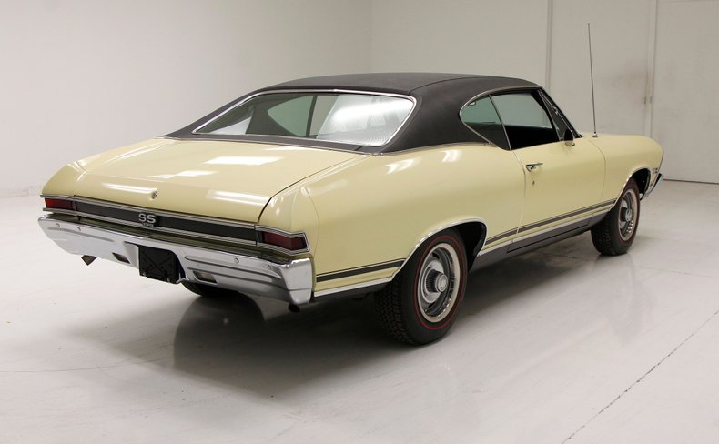 1968 Chevrolet Chevelle SS 5
