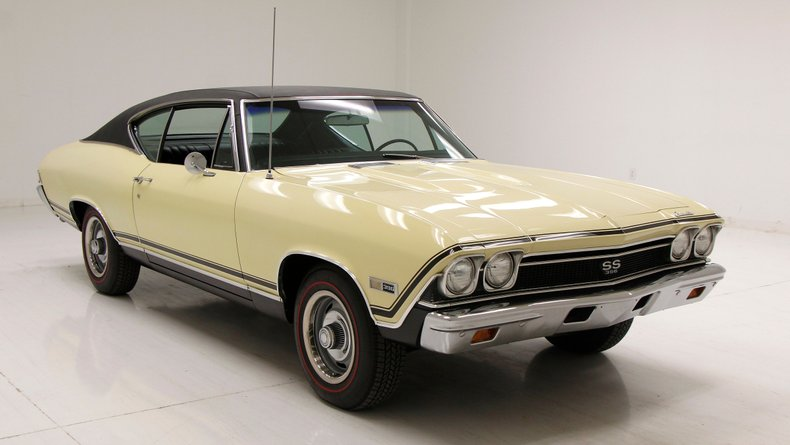 1968 Chevrolet Chevelle SS 6