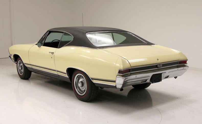 1968 Chevrolet Chevelle SS 3