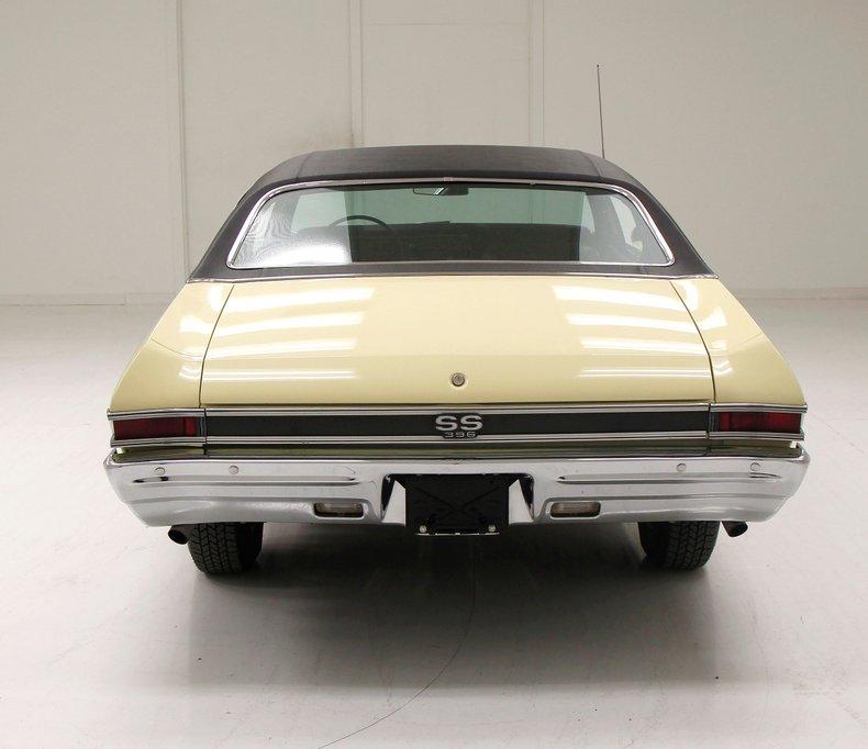 1968 Chevrolet Chevelle SS 4