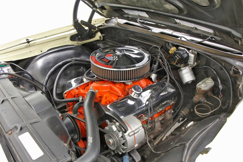 1968 Chevrolet Chevelle SS 15