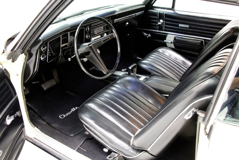 1968 Chevrolet Chevelle SS 22
