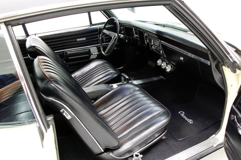 1968 Chevrolet Chevelle SS 24