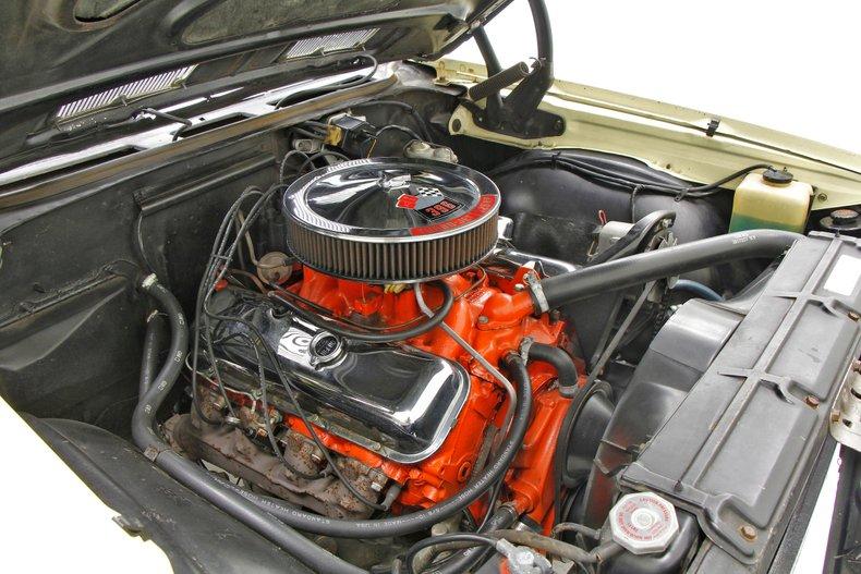 1968 Chevrolet Chevelle SS 17