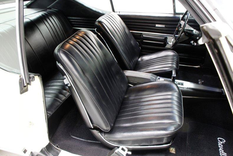 1968 Chevrolet Chevelle SS 25