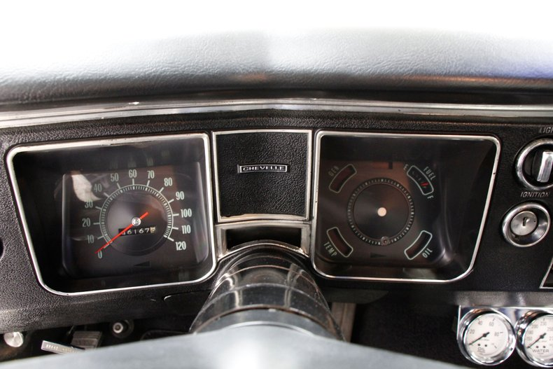 1968 Chevrolet Chevelle SS 26