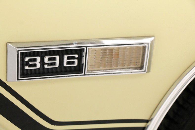 1968 Chevrolet Chevelle SS 9