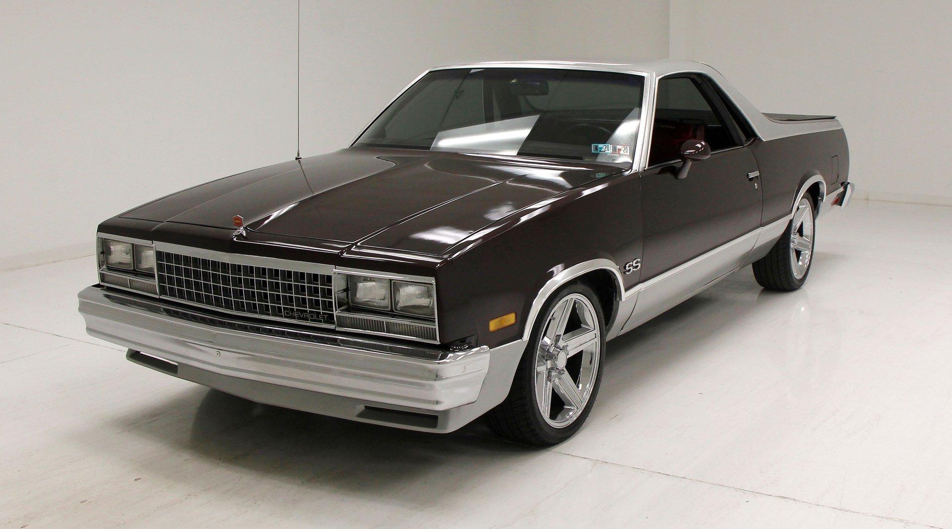 1985 Chevrolet El Camino